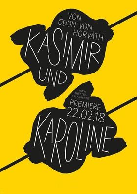 Bild: KASIMIR UND KAROLINE - von Ödön von Horváth