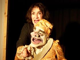 Der eingebildete Kranke ... - Augenschmaus, Gastspiel: Ambrella Figurentheater