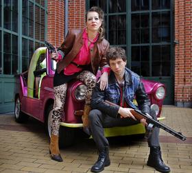 Bild: Zwei wie Bonnie und Clyde - OpenAir - Vorstellung Open Air