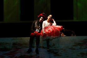 Bild: Die Zauberflöte - Oper von Wolfgang Amadeus Mozart