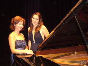 Bild: Spanische Lieder & italienische Arien - Ein exklusives Konzert der Sopranistin Eugenia Boix und Anna Ferrer (Klavier)