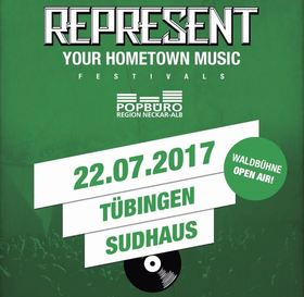 Bild: REPRESENT FESTIVAL - Represent Your Hometown Music
