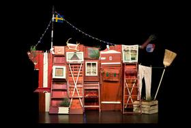 Bild: Puppentheater Artisanen - LöwenKinder - Der kleine Angsthase