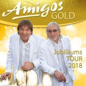 Bild: Amigos - Gold Tour 2018 - Jubiläumstour