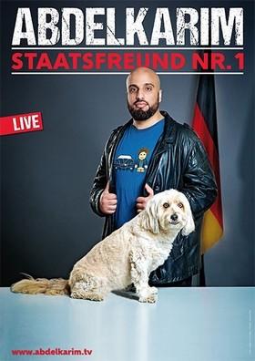 ABDELKARIM - Staatsfreund Nr.1