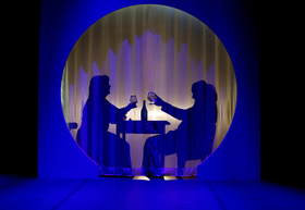 Bild: Angst essen Seele auf - Stück nach dem Film von Rainer Werner Fassbinder
