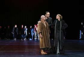 Bild: Die Frauen von Troja (Der Untergang) -  Theater Pforzheim