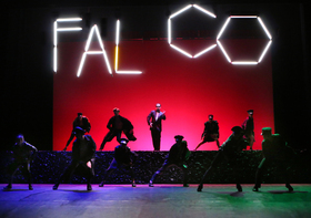 Bild: Falco - The spirit never dies - Musical-Ballett von Amy Share-Kissiov