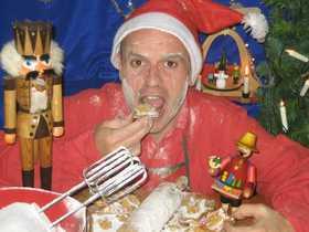 Bild: Die Weihnachtsbäckerei
