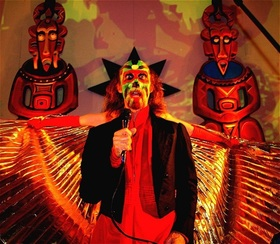 Bild: Arthur Brown - The God of Hellfire
