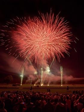 Bild: Das Fest des Lichtes und des Feuers - 15 Jahre Radio Cottbus