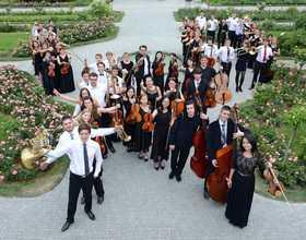Bild: IRO - International Regions Symphony Orchestra