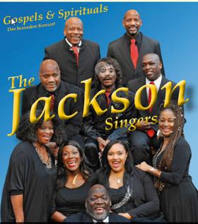 Bild: The Jackson Singers - Spirituals & Gospel Emotions