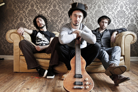 Bild: WILLE & THE BANDITS - European Steal Tour