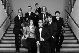 Bild: 12. Jazzband Ball feat. Mel Maroon & Swingin' Mallets + Gäste