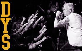 Bild: DYS- Die Hardcore Kultband im All Star Line up auf Tour 2017 - Boston Hardcore Legende