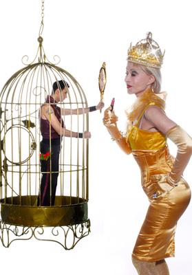 Bild: Schwarzblond: - Der Gigolo und die Prinzessin