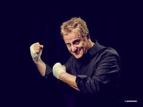 Bild: Mit dem Faust aufs Auge - Schauspiel Comedy von Bernd Kohlhepp nach Goethe