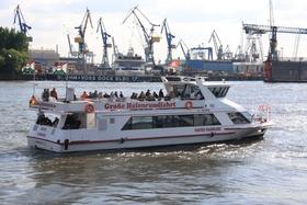 Bild: Große Hafenrundfahrt - 1-stündige Tour durch den Hamburger Hafen