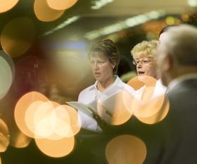 Bild: Weihnachtliches Chorkonzert -