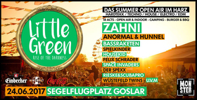Bild: Little Green Festival - Rise of the Darkness
