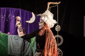 Bild: Frau Holle - Figurentheater