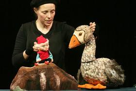Bild: Nils Holgerssons wundersame Reise - Figurentheater