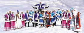 Bild: Ivushka - Die Russische Weihnachtsrevue! - farbenprächtig und temperamentvoll