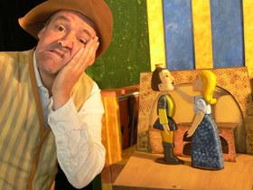 Bild: König Drosselbart - Figurentheater