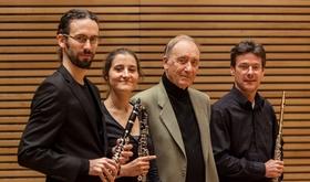 Bild: Ensemble Zeitsprung: Drei Hirten - Kammermusik für Holzbläser