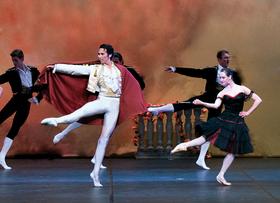 Bild: Ballet Classique München: Don Quijote - Musik: Ludwig Minkus