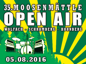 Bild: 35. Moosenmättle Open Air
