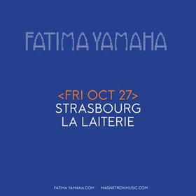 Bild: Fatima Yamaha  + Guest