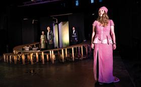 Bild: W. Shakespeare: Der Kaufmann von Venedig - Gastspiel der Shakespeare Company Berlin