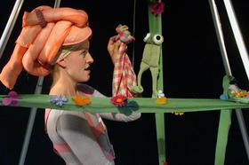 Bild: Das kleine Ich bin ich - Figurentheater