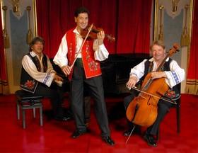 Bild: Salon-Trio Ferenc Babari -