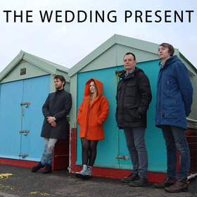 The Wedding Present - 30th Anniversary George Best Tour