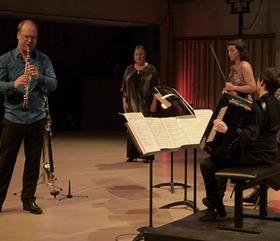 Bild: Bossier Quartet