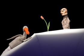 Bild: Ente, Tod und Tulpe - 27. Brandenburger Figurentheatertage
