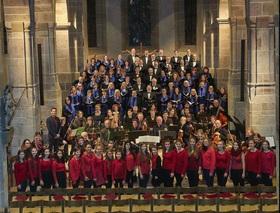 Bild: Credo & Psalm 95 - Großes Festkonzert zum Ökumenischen Sindelfinger Kirchentag