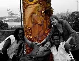 Bild: Bangoura Group - Interaktives Konzert und Tanztheater