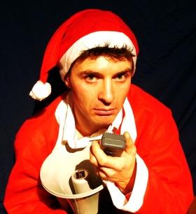 """Bild: Weihnachtskabarett mit Matthias Machwerk - """"Immer auf die Glocken"""""""