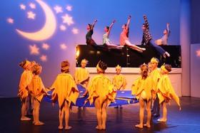 Bild: Peter Pan - Märchenballett - Kasmet-Ballett-Company