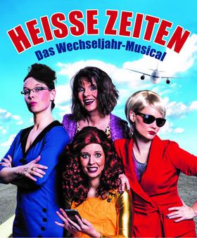 Bild: Ladies im Hormonrausch - Heiße Zeiten - Die Wechseljahre-Revue