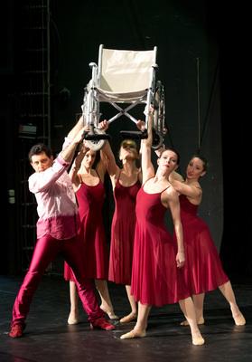 Bild: Anders - Tanzprojekt