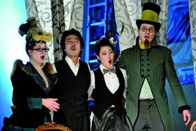 Bild: Così fan tutte - Mozarts Meisteroper im KUBIZ