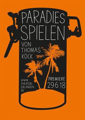 Bild: Paradies Spielen - Das Theater Erlangen
