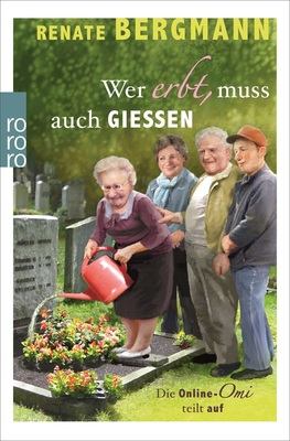 Bild: Wer erbt, muss auch gießen - Thalia-Buchhandlung Dessau-Roßlau