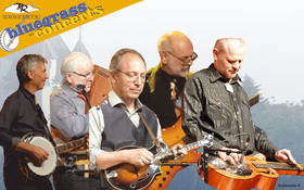 Bild: The Country Pickers - Bluegrass in Concerts