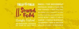 Bild: II. Soundfeld Benefiz Festival - Festivalticket 2017 (mit Camping)